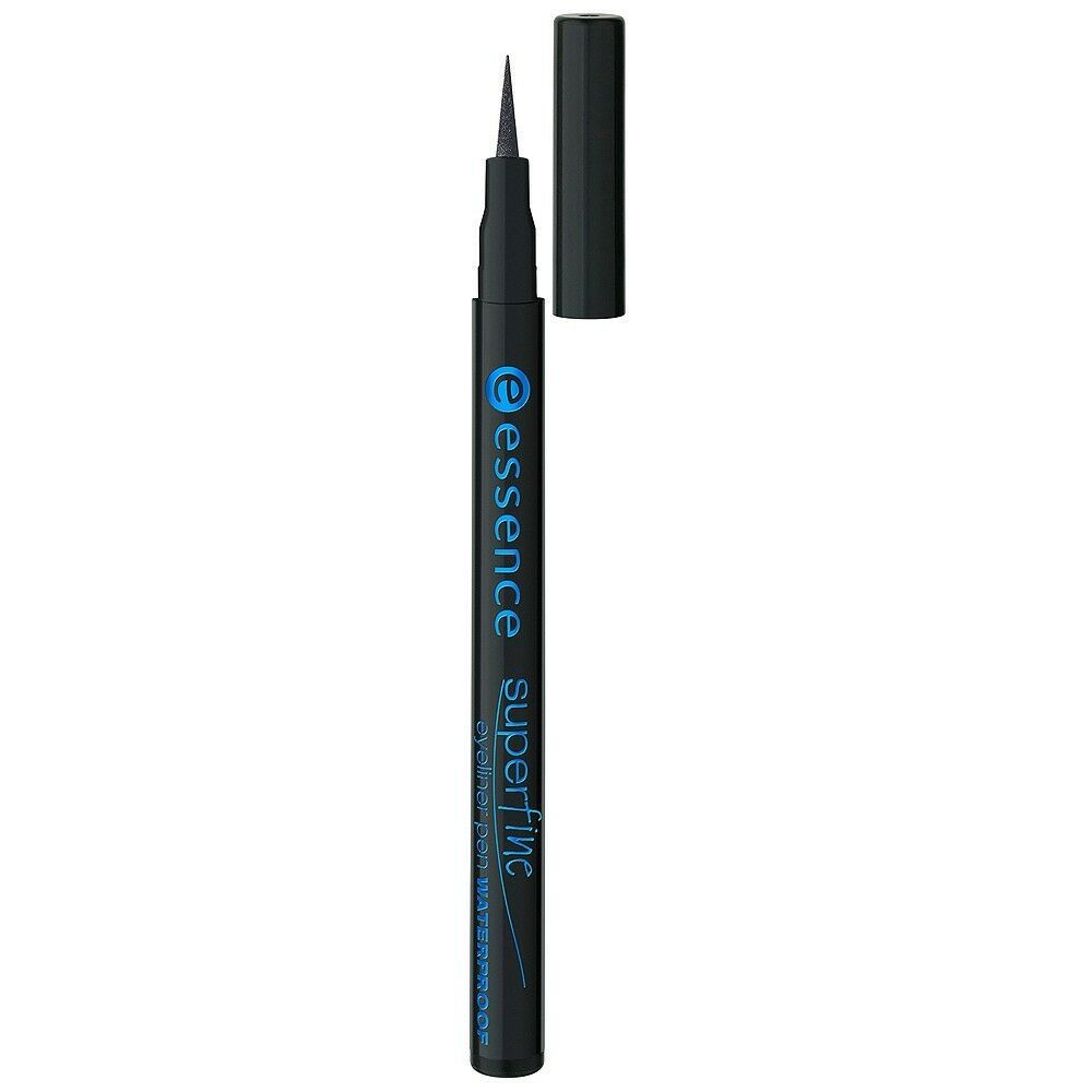 Essence Eyeliner Pen Waterproof Extremely Slim Applicator Felt Tip Long-Lasting  - $10.90