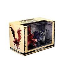 WizKids Pathfinder Battles: City of Lost Omens Premium Set: Adult Red& Black Dra - $53.55
