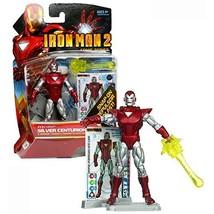 Marvel Year 2010 Iron Man 2 Comic Series 4 Inch Tall Figure #34 - SILVER... - $32.99