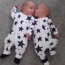 Newborn Infant Kids Baby Boy Girl Warm Romper Jumpsuit Bodysuit Clothes ... - $17.50