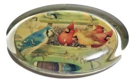 Birds Paperweight Hallmark  Margolein  Bastin - $11.00