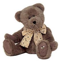 "Boyds Bears ""Brumbley B. Bear""  16"" Plush Bear - #510405 - NWT- 2003 -Re... - $39.99"