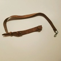 SKS LEATHER SLING. FITS CHINESE SKS. USED SURPL... - $11.87