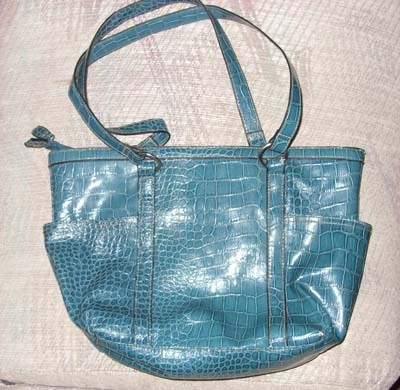 a843114777 Tourquiose Reptile Pattern Ladies Purse and 50 similar items