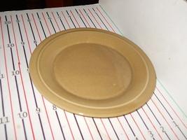 PTS INTERIORS PRAIRIE GOLDEN WHEAT TAN SALAD  PLATE - $6.88