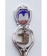 Collector Souvenir Spoon USA Utah Salt Lake Cit... - $12.99