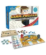 COMPUTER PROGRAMMING LEARNING GAME CODE MASTER EDUCATIONAL TOY AGE 8 UP ... - $29.65