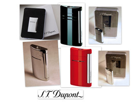 S.T. Dupont Minijet  Lighter New in Box Mini jet Choice of Color - $92.00