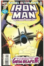 Marvel Action Hour #4 - Iron Man (The Grim Reap... - $3.91