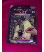 NEW Engraving Art Kit COPF22 Kangaroo & Baby  8X10 Royal Langnickel Copp... - $6.99