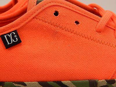 DC Studio LTZ Low Top Textile Women's Skate Shoes Size US 9.5 M (B) EU 41 Pink
