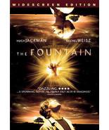 The Fountain (DVD, 2007, Widescreen) - $1.99