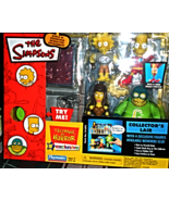 The Simpson Tree House Of Horror  Collectors Lair - $42.00
