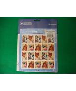 The Art of Disney Friendship Mint Stamp Sheet NH VF Original Package - $7.97
