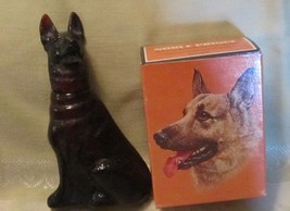 MIB Vintage Avon German Shepard Dog Noble Prince Bolt Bottle Box Mens Co... - $14.00