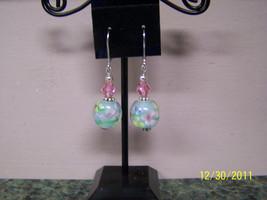 Swarovski Crystal Beaded Earrings - $6.00