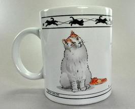Turkish Van Chartreux Cat Lovers Limited 8 Oz Coffee Mug Cup - $6.00