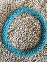 Roll On Glass Beaded Bracelet Nepal Glass Bead 100% Handmade Bangle Gift... - $2.99