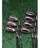 Nike Slingshot Oss 5, 6, 7, 8, 9, A, P Iron Set Regular Steel, Right handed - $199.99