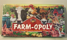 Farm-opoly--NIB--still factory sealed - $20.99