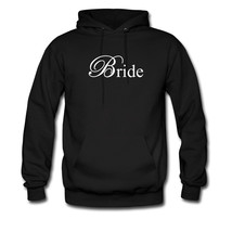 bride-white_hoodie sweatshirt tshirt - $22.50+