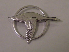Vintage Canada Goose Brooch. Goose Brooch. Bird Brooch. Bird Pin. - $14.00