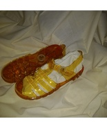 Orange Jelly- Ameican Apparel Shoes- Size 11 USA - $10.00