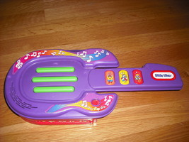 Little Tikes Guitar Drum Piano 3 in 1 instrument Used - $14.85
