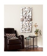 Contemporary-Metal-Wall-Sculpture-Art-Home-Deco... - $174.37