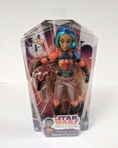 Star Wars Forces of Destiny Sabine Wren 11 Inch Adventure Doll Figure - New - $16.20