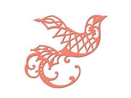 Spellbinders Shapeabilities Die D-Lites Dove of Peace #S2-119