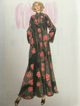Vogue Sewing Pattern 9353 Caftan Robe Tunic Pullover Vintage 1970s Style... - $16.99