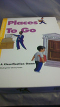 SCOTT FORESMAN, PLACES TO GO CLASSIFICATION GAME, HOME SCHOOL KINDERGART... - $22.27