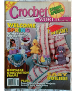 Crochet World, Special Edition, Spring 1993, Vo... - $5.00