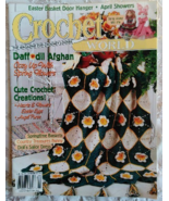 Crochet World, April 1999, Volume 22, Number 2 - $5.00