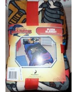 Dreamworks How to Train Your Dragon Plush Twin Blanket Night Fury Hiccup... - $30.00