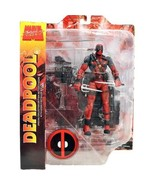 BRAND NEW Marvel Diamond Select Deadpool Merc with a Mouth Superhero Fig... - $48.95