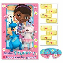 Doc McStuffins Birthday Party Game- Boo-Boo Be Gone - $12.21