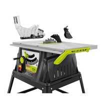 """Craftsman Table Saw Stand Evolv 15 Amp 10"""" Miter Mortise Cuts Wood Work ... - $240.99"""
