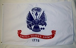 United States Army 1775 Flag 3' x 5' Indoor Outdoor Officially Licensed Banner - $12.95
