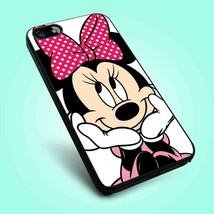 Minnie Mouse Character iPhone 4 4S 5 5S 5C 6 Samsung Galaxy S3 S4 S5 Case - $12.99