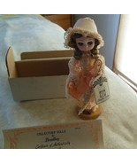 Bradley Collector's Doll Miss April With COA & Box - $24.25