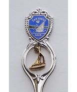 Collector Souvenir Spoon USA California San Die... - $4.99