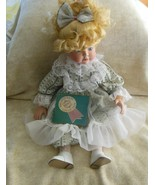 """The Jefferson Mint Collection Porcelain Lee Ann Doll 20"""" Tall """"Rare"""" - $97.52"""