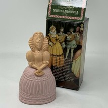 Avon Fashion Figurine Elizabethan Moonwind Cologne 4 oz Vintage Full Bot... - $9.90