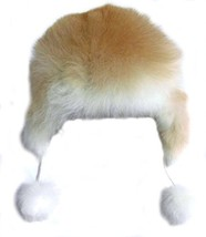 Alpakaandmore Womens Alpaca Fur Hat Winter Ski Pelt Hat Earflap (Large) - $73.26