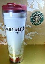 Starbucks Global City Icon Collection Tumbler - ROMANIA -12 Oz/355 Ml - $43.00