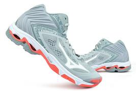 Mizuno Lightning Z5 MID Indoor Shoes Volleyball Badminton Unisex V1GC190560 - $134.01