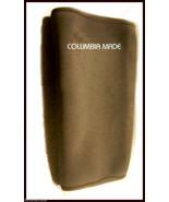NEW COLUMBIA MADE BLACK NEOPRENE KNEE SLEEVES PROTECTOR PAIRS IN S, M, L... - $13.50