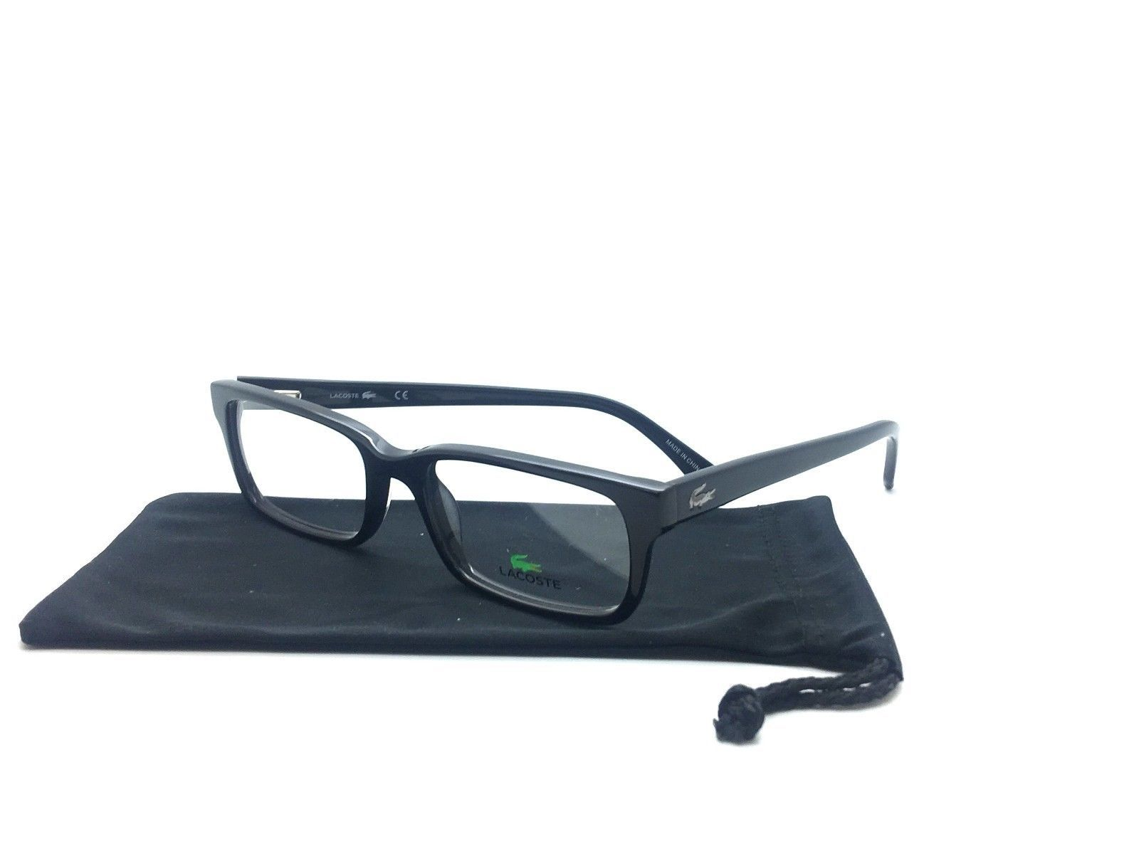 2b782ba125e1 LACOSTE shinny Black L2725 Eyeglasses and 50 similar items